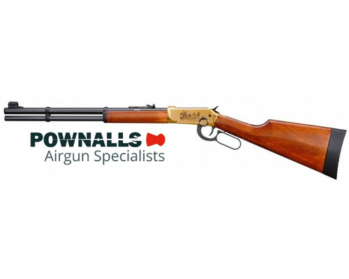 Walther Wells Fargo CO2 Lever Action Rifle .177 CO2