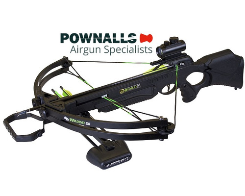Barnett Wildcat C5 Crossbow 150lb