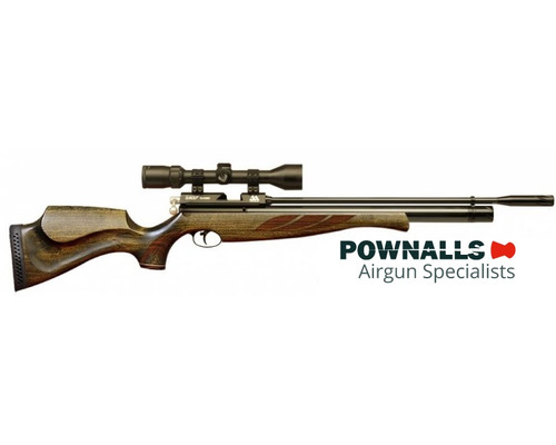 Air Arms S400 Superlite Hunter Green Stock .177/.22