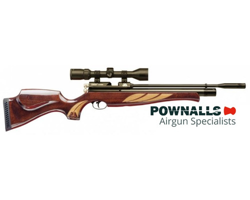 Air Arms S400 Superlite Deluxe High Gloss .177/.22