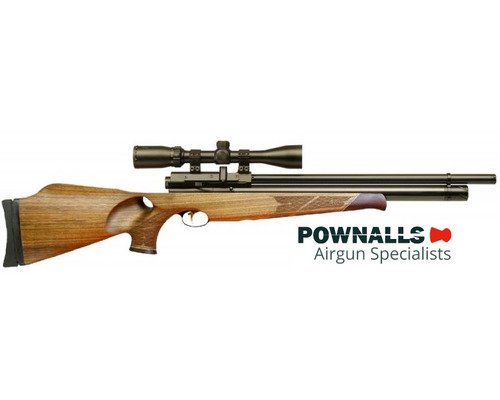 Air Arms S510 Thumbhole Walnut Stock .177 / .22