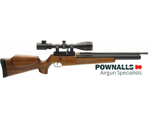 FX Airguns T12 Walnut .177 / .22
