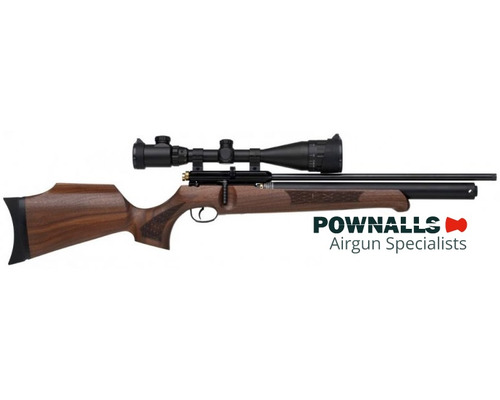 FX Airguns Cyclone Walnut .177 / .22