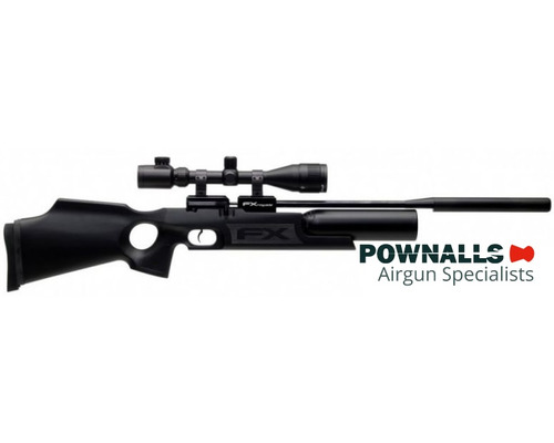 FX Airguns Royale 400 Synthetic .177 / .22