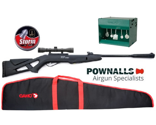 Gamo Whisper IGT Pro Shooters Kit
