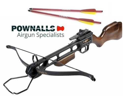 Jaguar Firecat Crossbow Wood 150lb