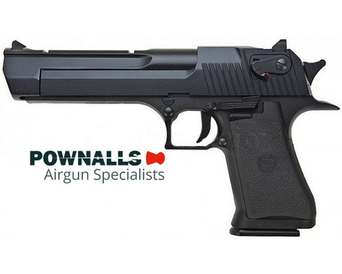 Desert Eagle .50AE C02 Pistol Blowback 6mm